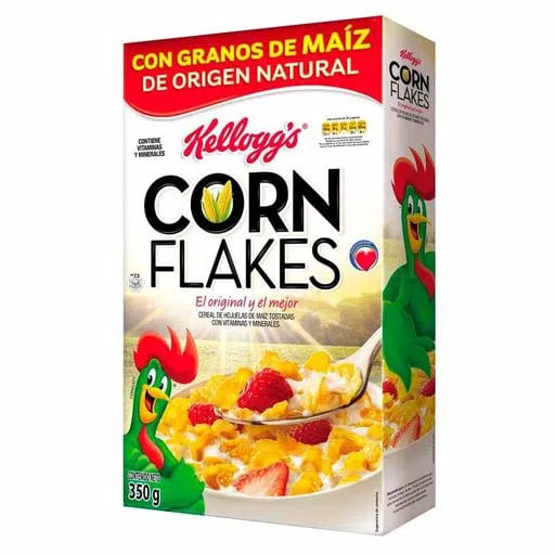 Cereal Corn Flakes Kelloggs 350 G