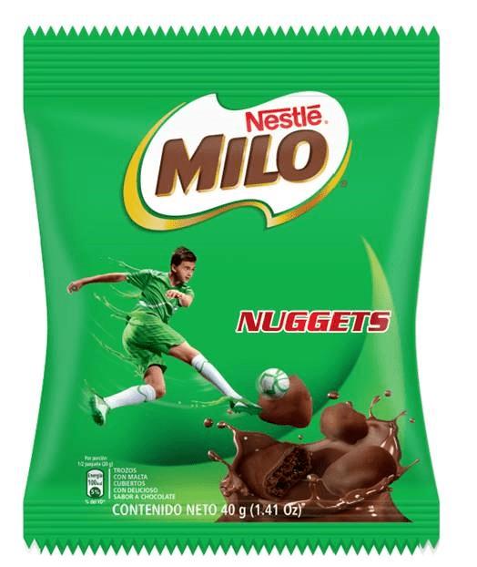 Milo Nuggets Nestl 40 G