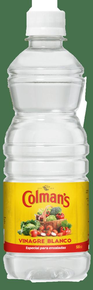 Vinagre Blanco Colmans 500 Cm3