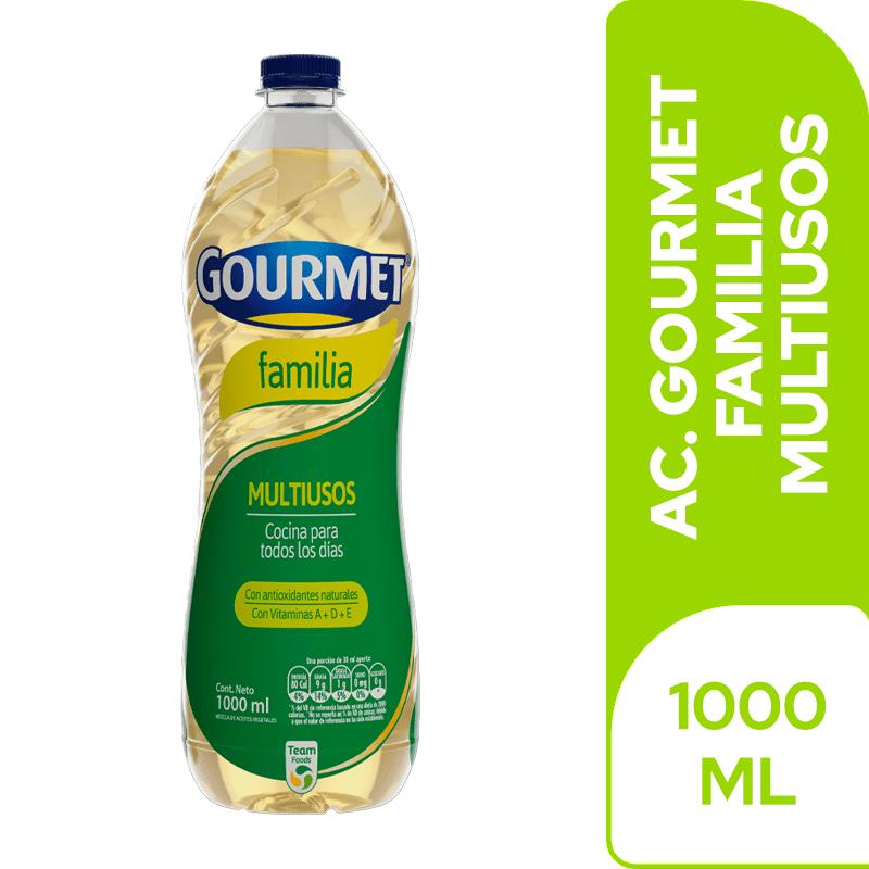 Aceite Gourmet Familia 1000 Cm3