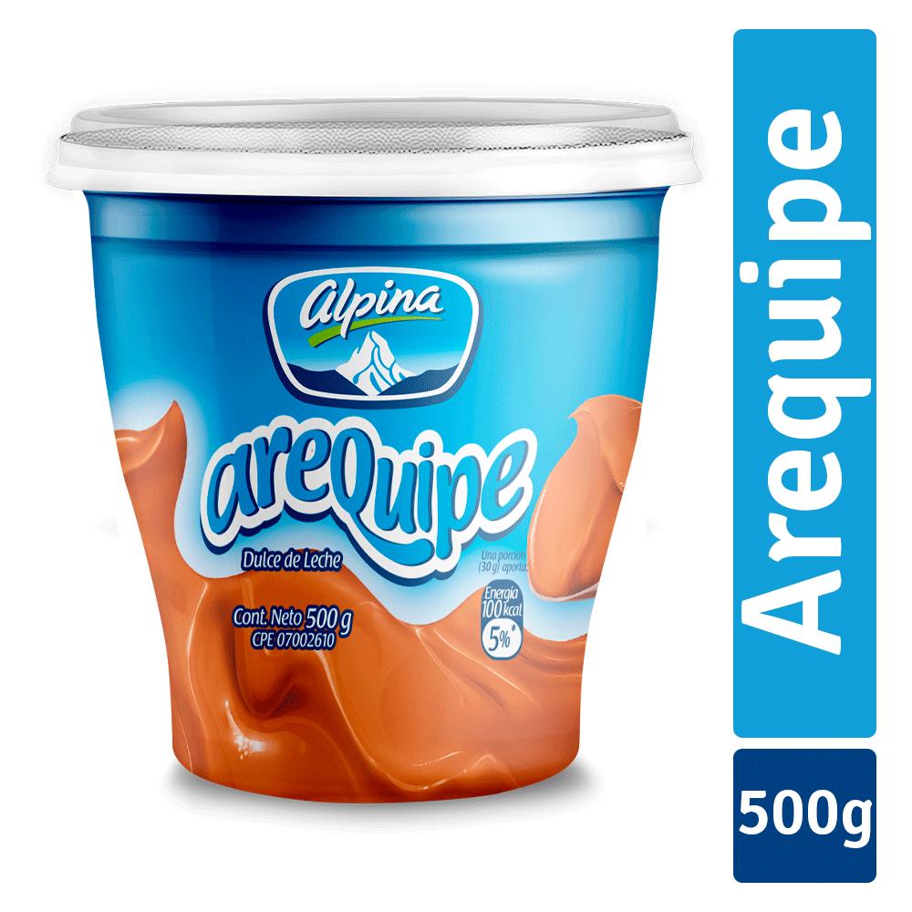Arequipe Alpina 500 G