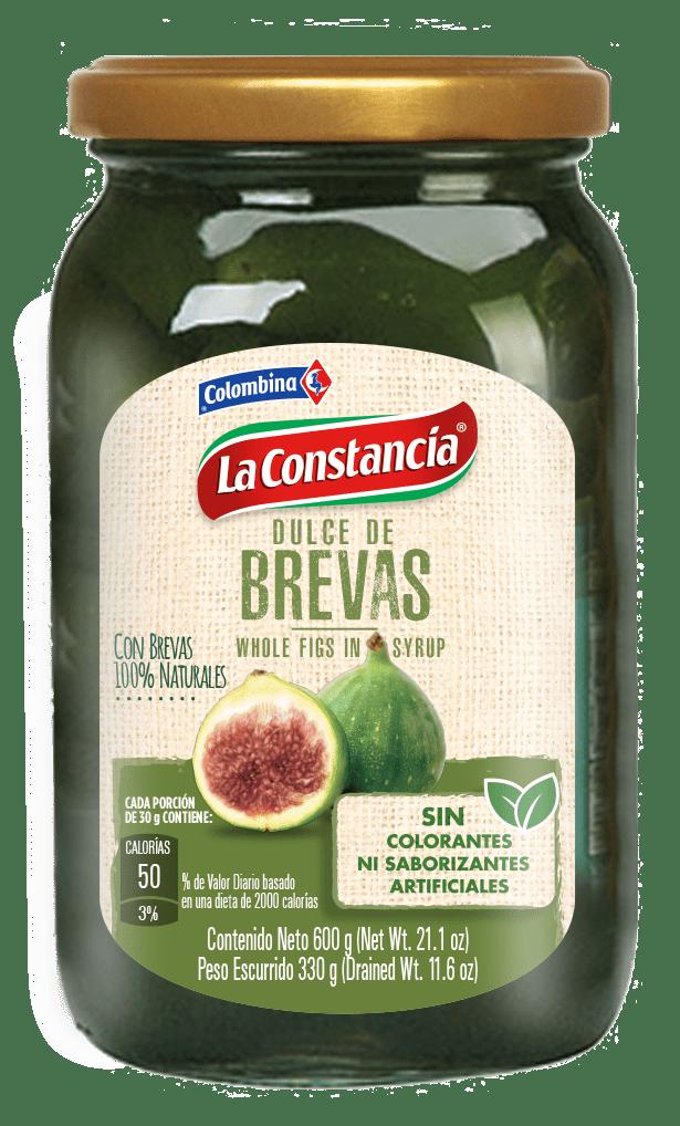 Brevas La Constancia 600 G