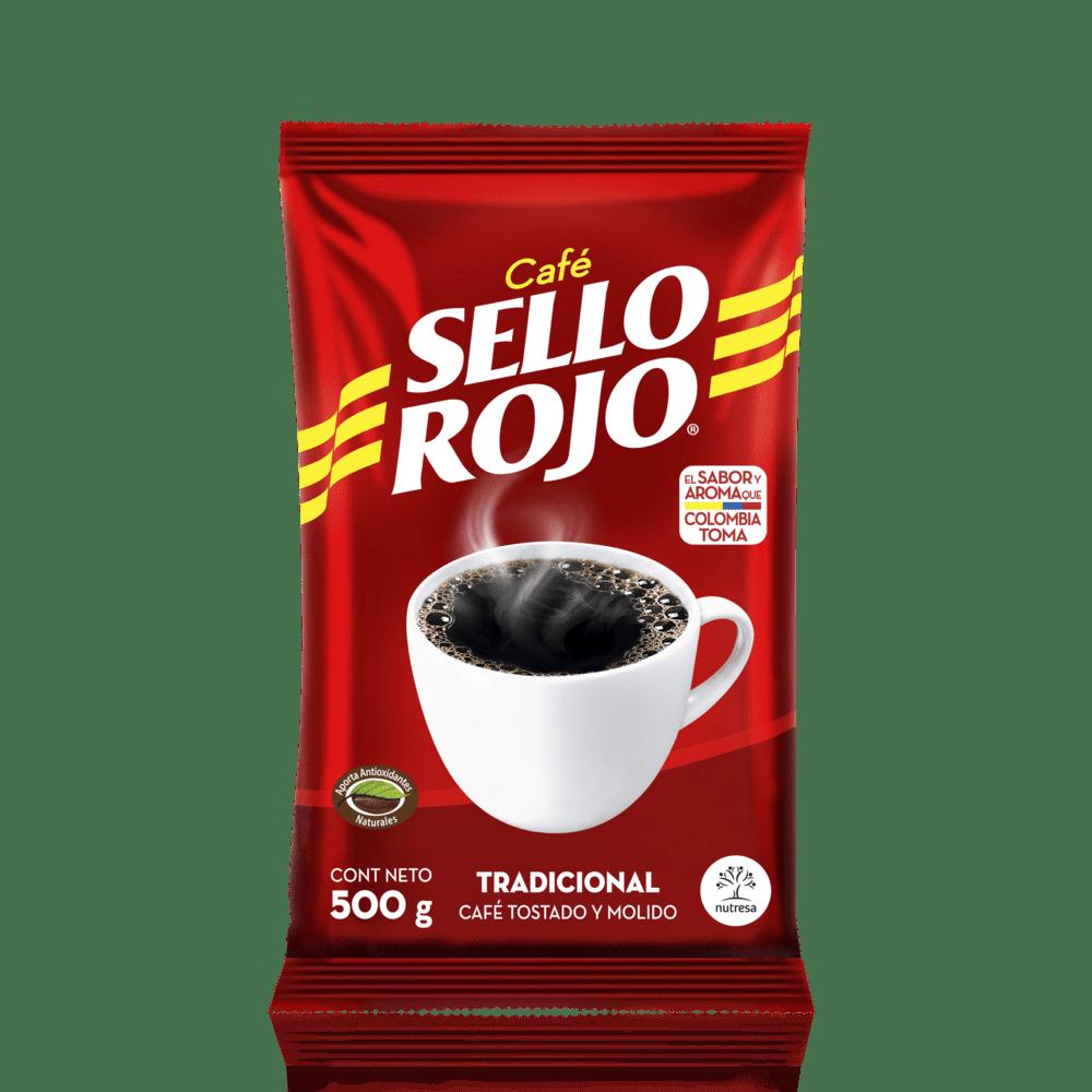 Café Sello Rojo 500 G