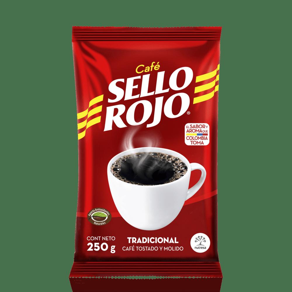 Café Sello Rojo 250 G