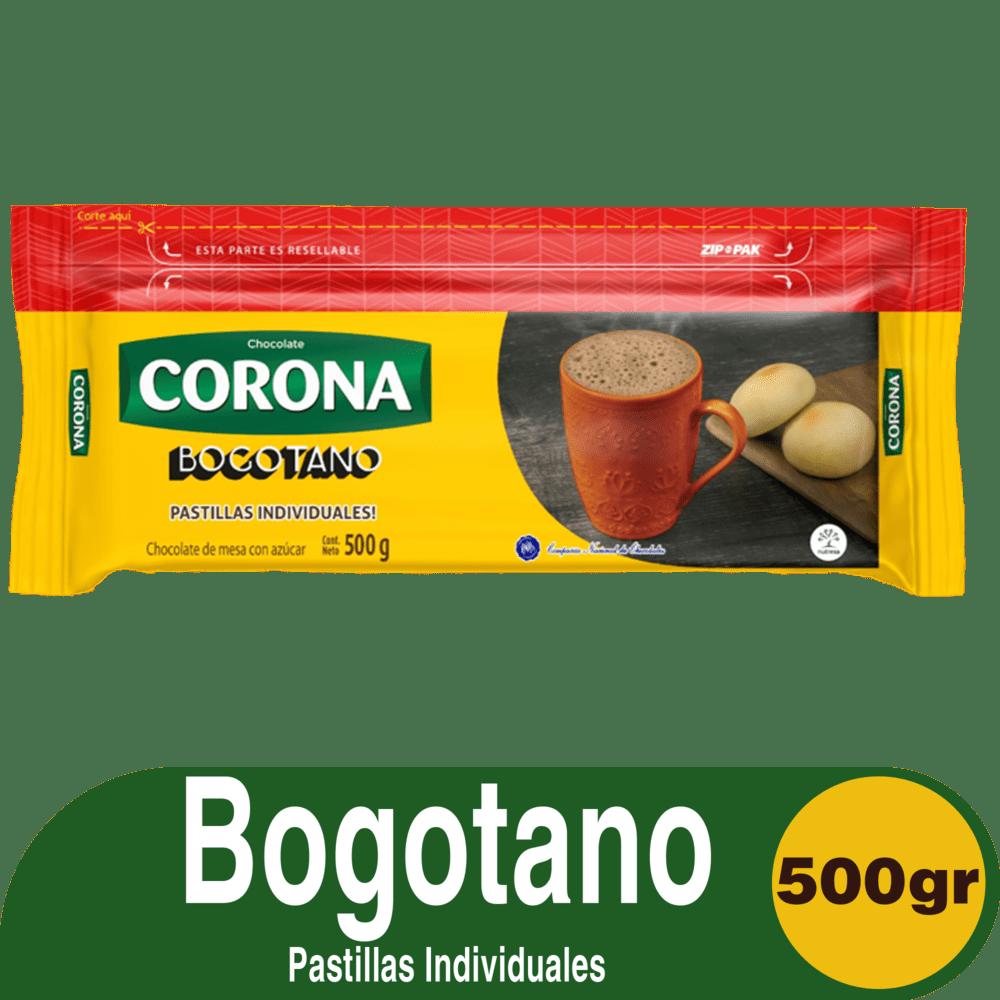 Chocolate Bogotano 500 G