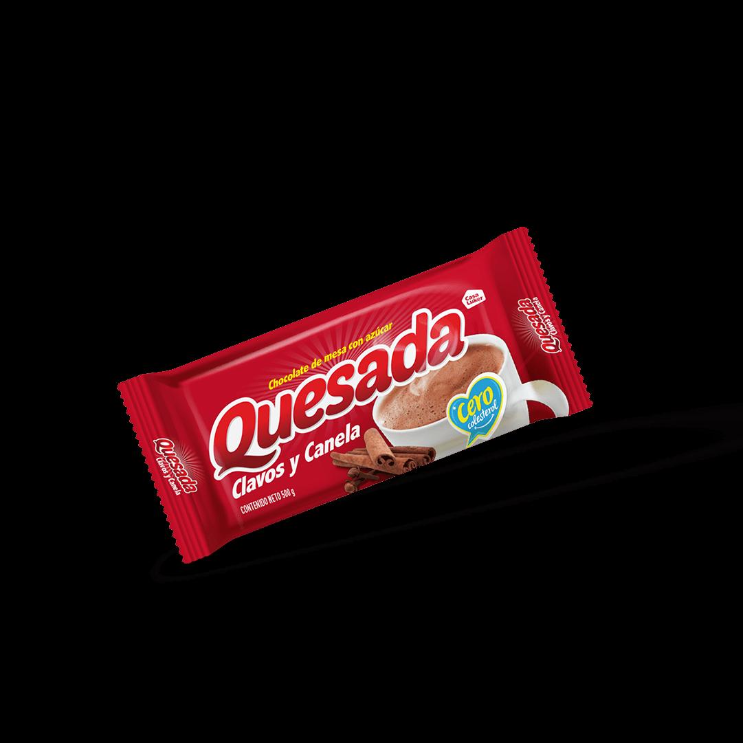 Chocolate Quesada Aliñado 500 G