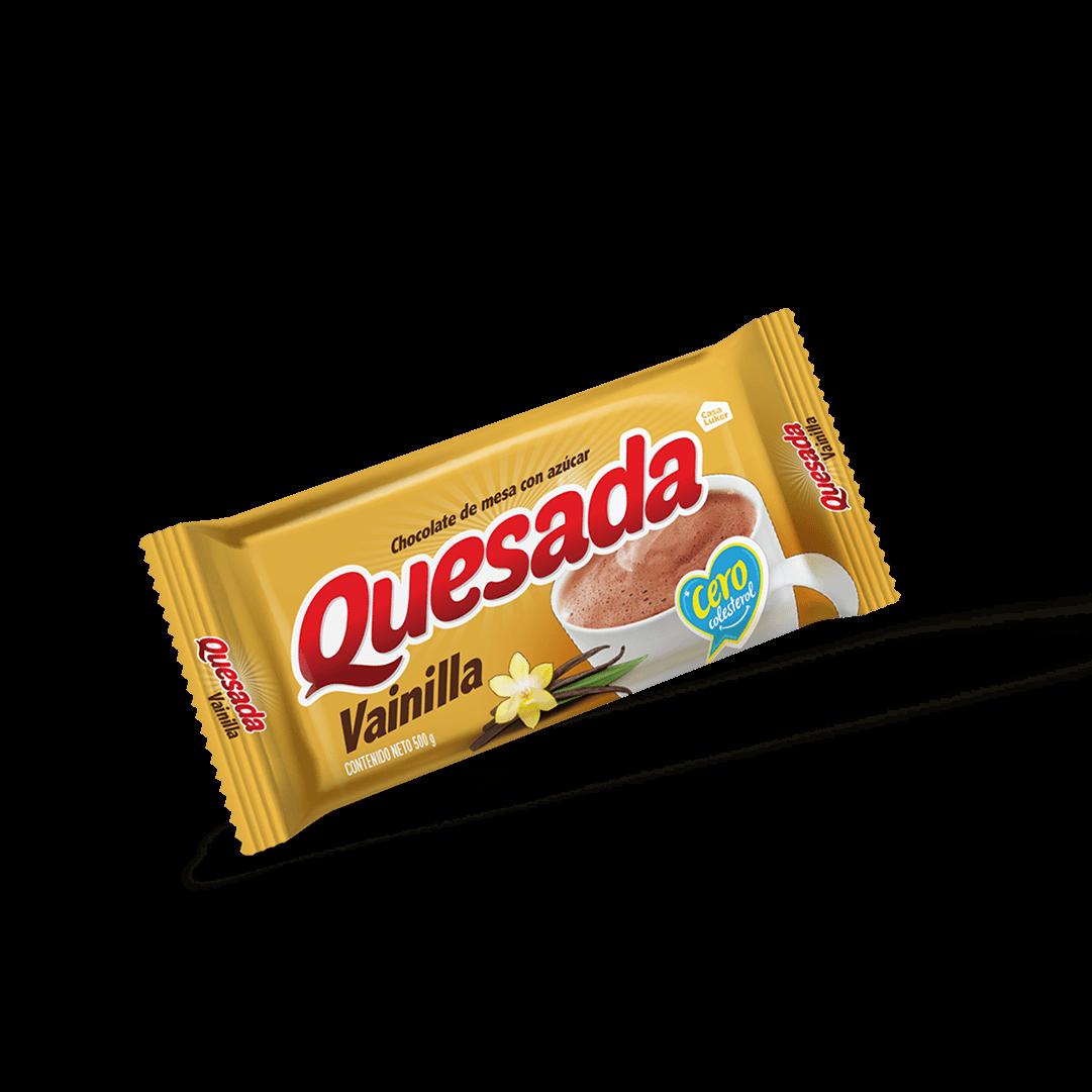 Chocolate Quesada Vainilla 500 G