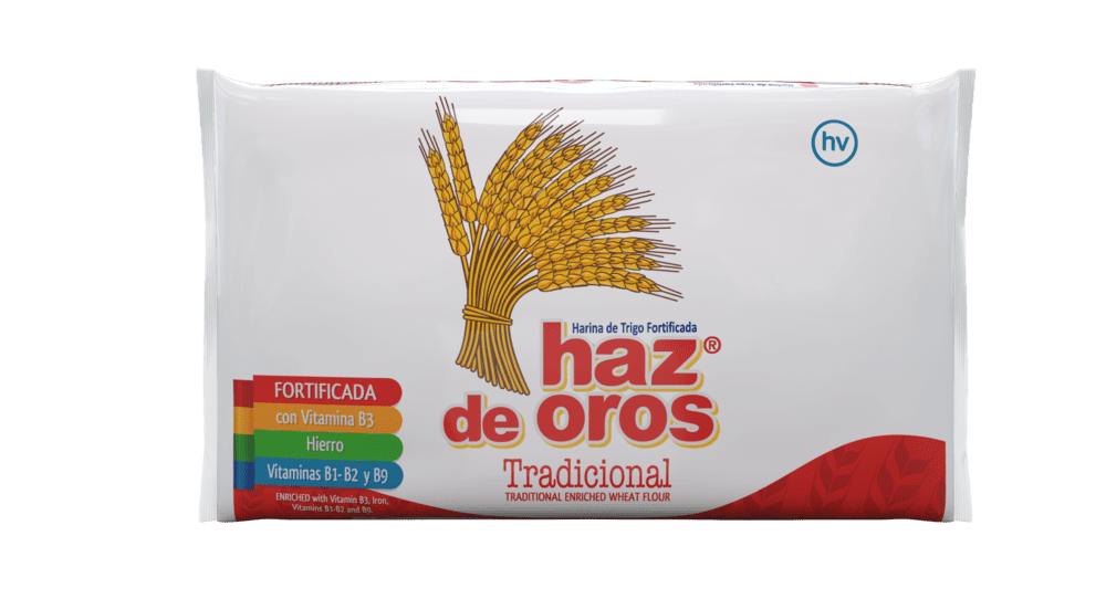 Harina De Trigo Haz De Oros 500 G