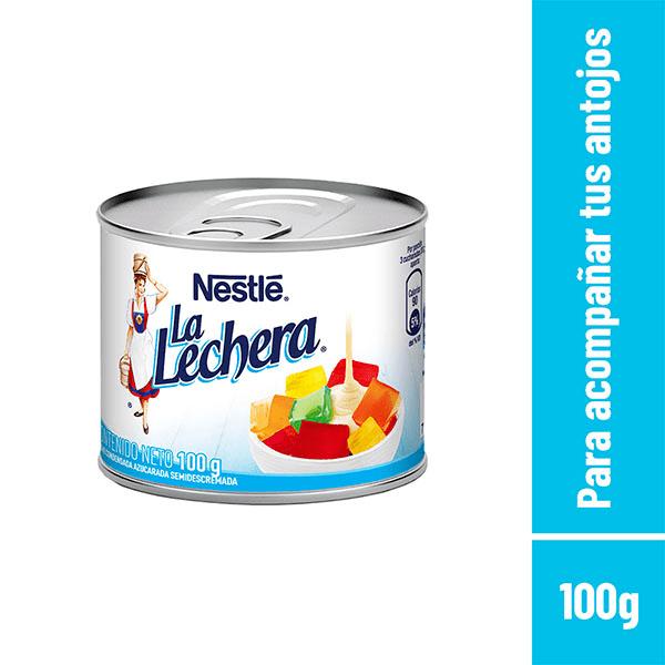 Leche Condensada La Lechera 100 G