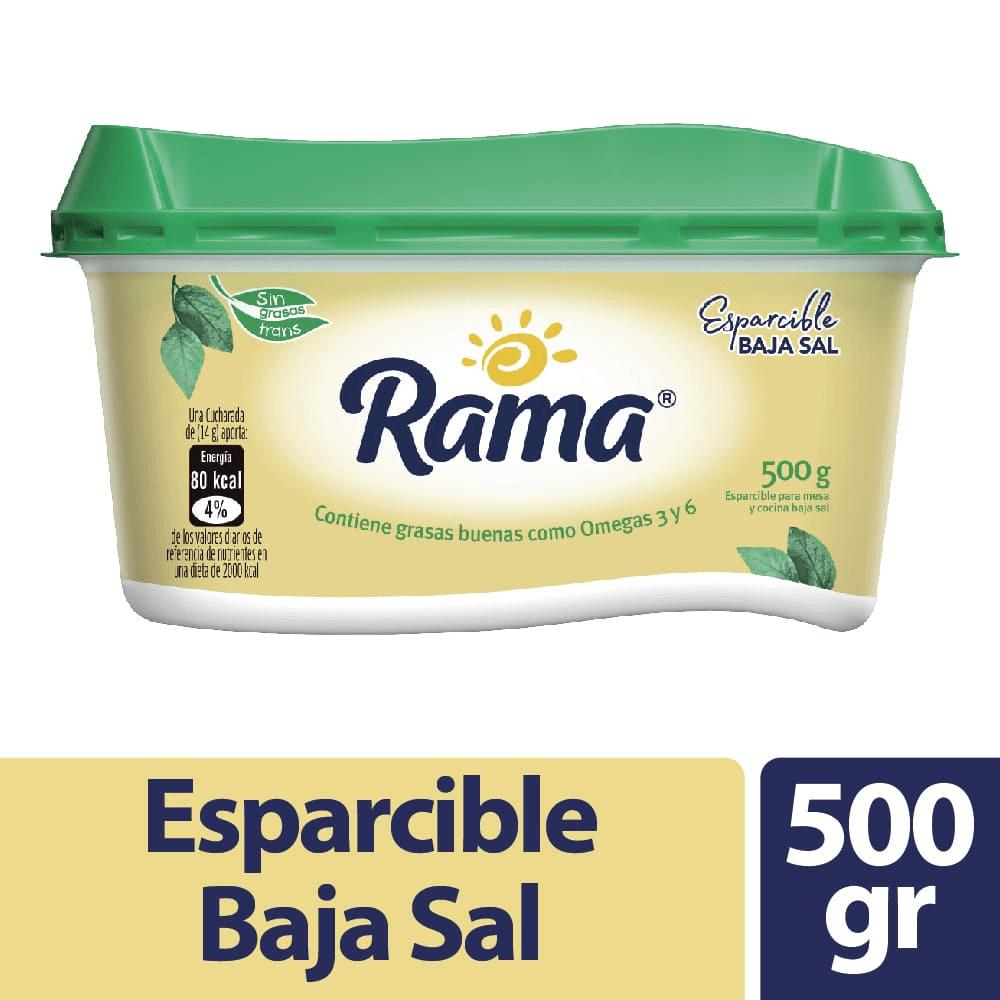 Esparcible Rama Baja Sal 500 G