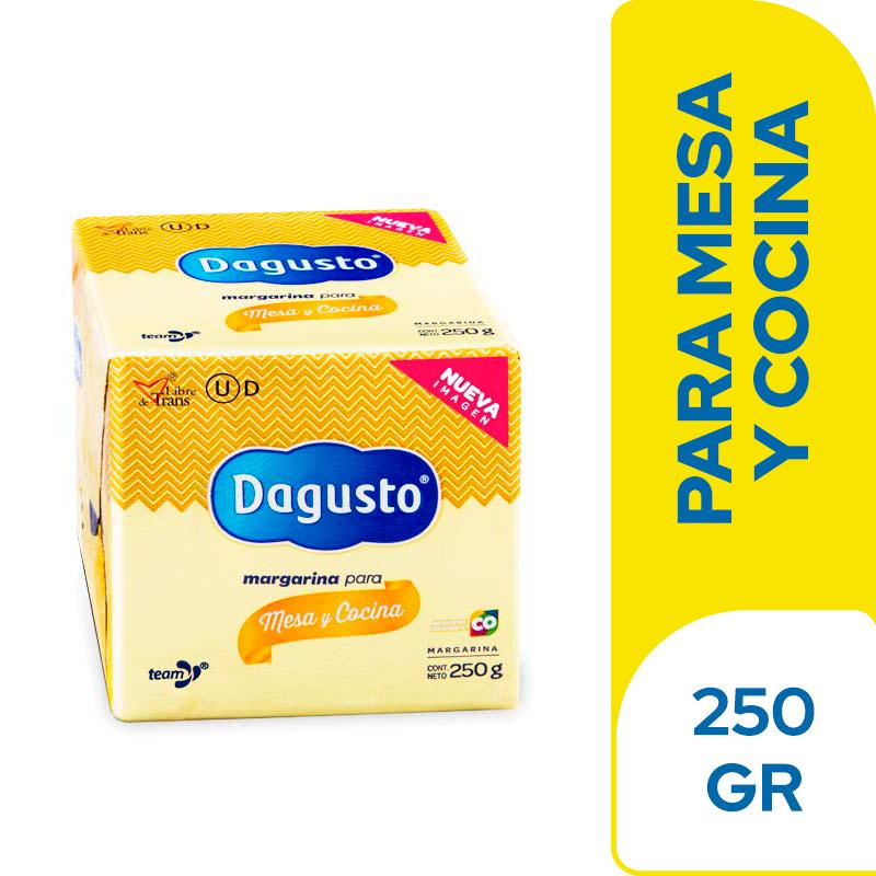 Margarina Dagusto 250 G