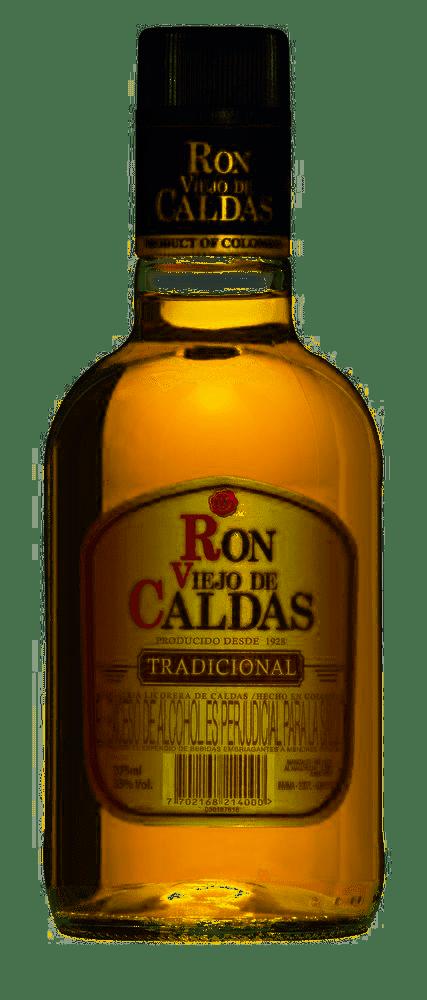Ron Viejo De Caldas 375 Ml
