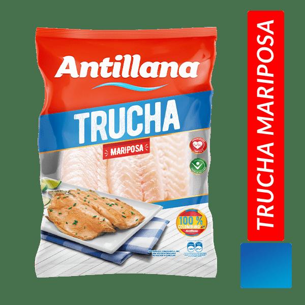 Trucha Mariposa Antillana 1000 G