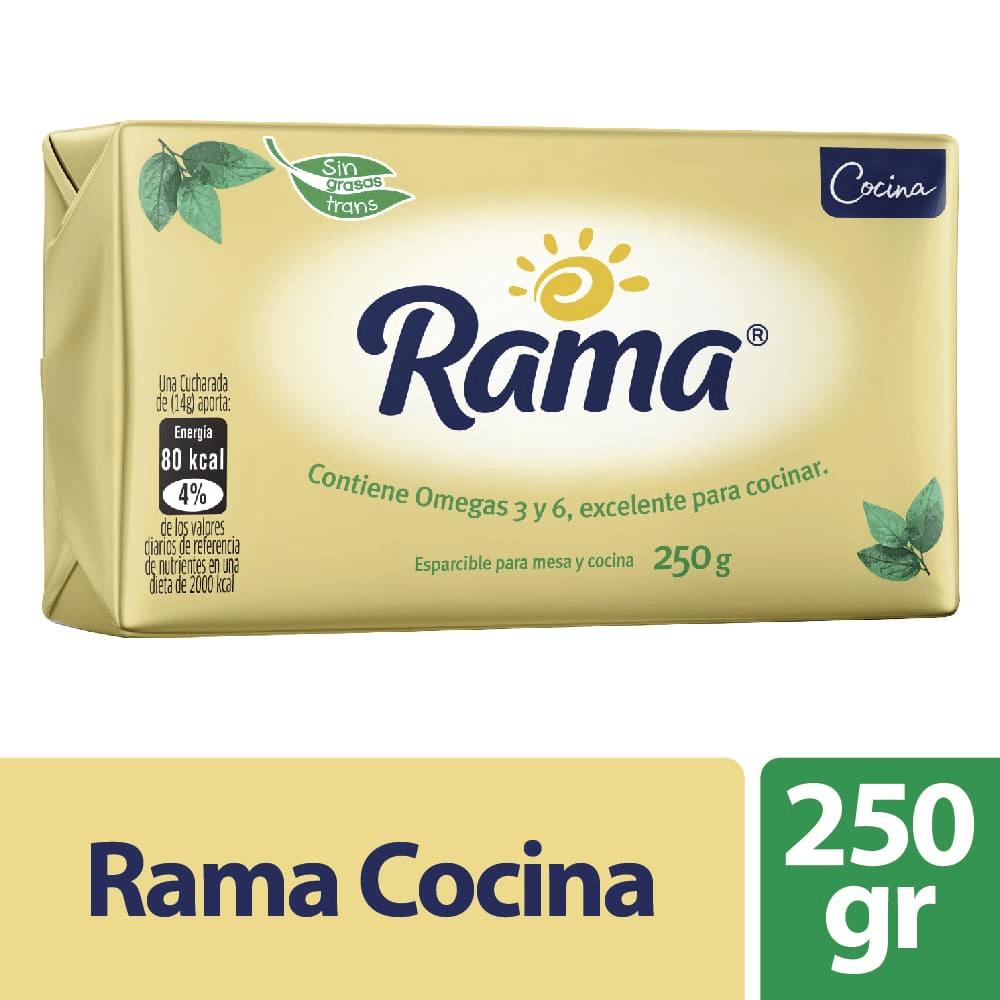 Esparcible Rama Culinaria Barra 250 G