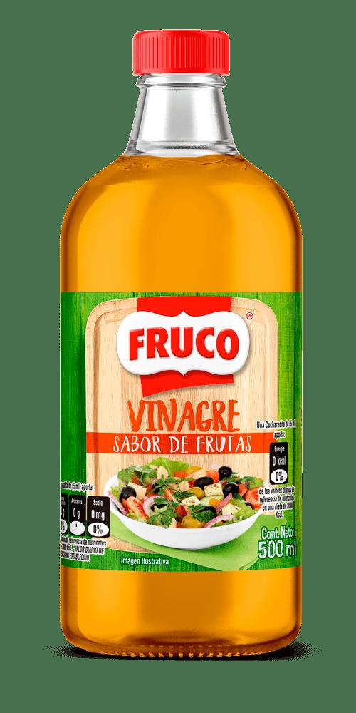 Vinagre Frutas Fruco 500 Ml