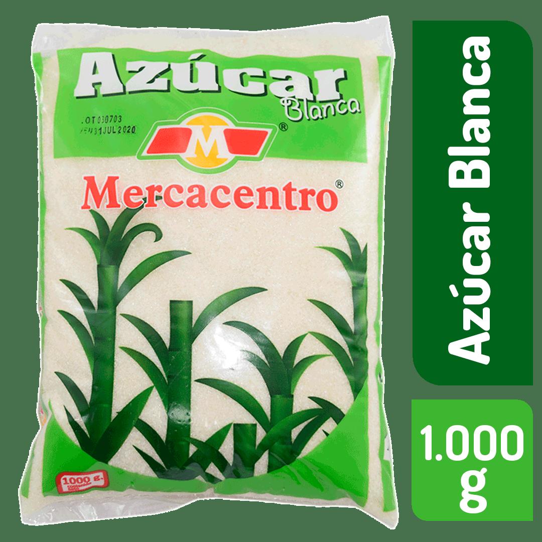 Azúcar Blanca Mercacentro 1000 G