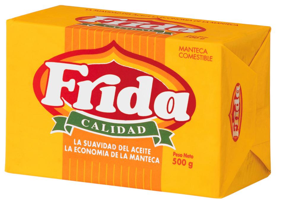 Manteca Frida 500 G