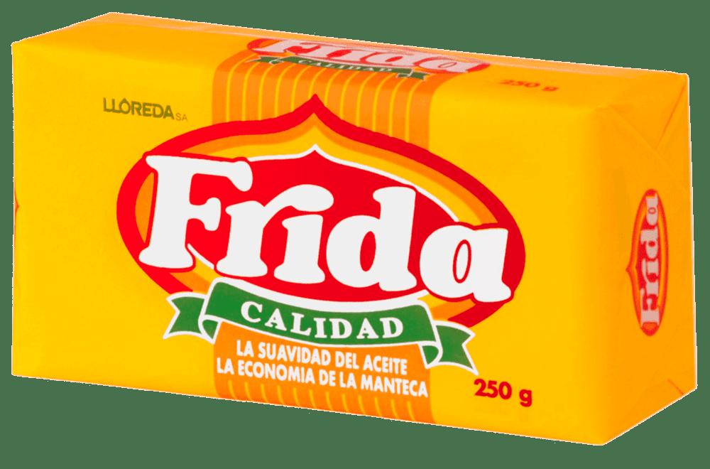 Manteca Frida 250 G