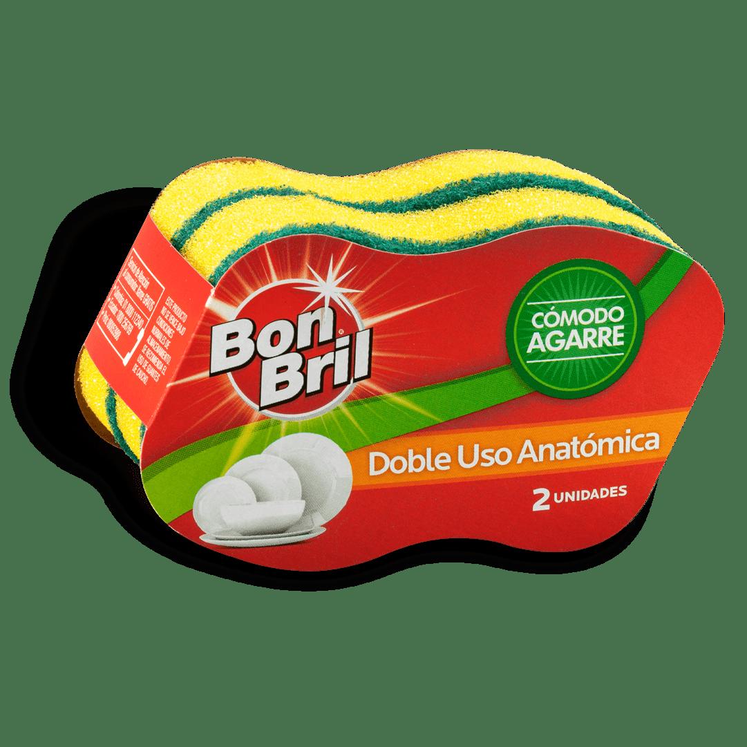 Esponja Bon Bril Doble Uso 2*1 1 Und