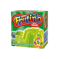 Gelatina Frutiño Limón 40 G