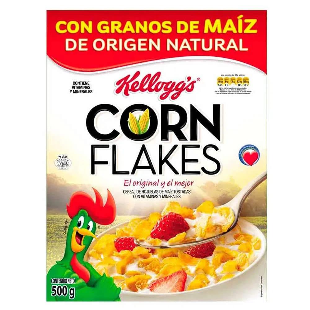 Cereal Corn Flakes Kelloggs 500 G