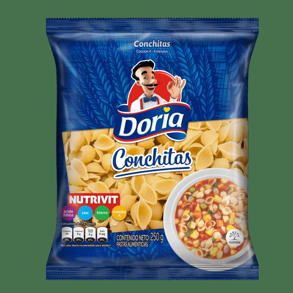 Pasta Doria Conchita 250 G