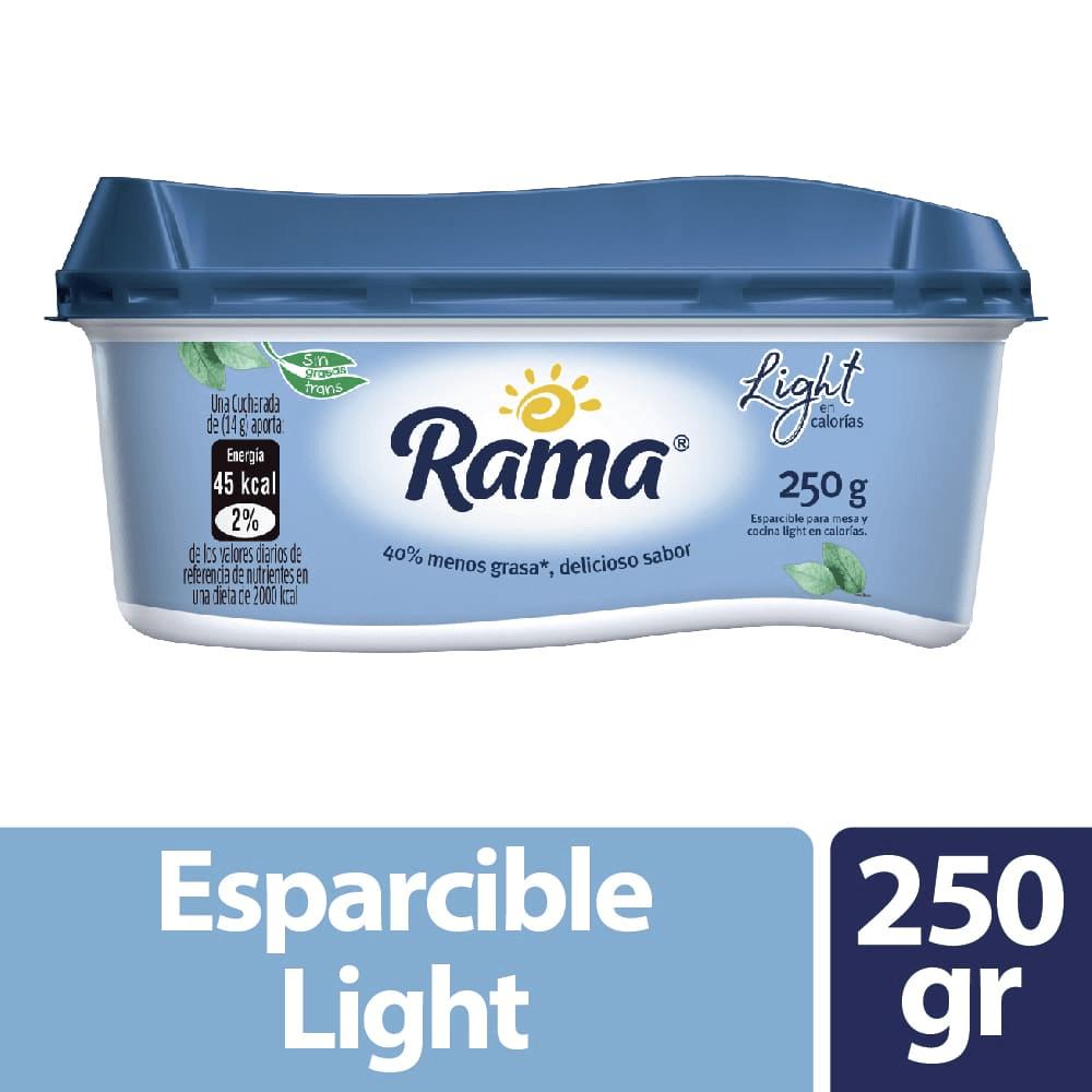 Esparcible Rama Light 250 G