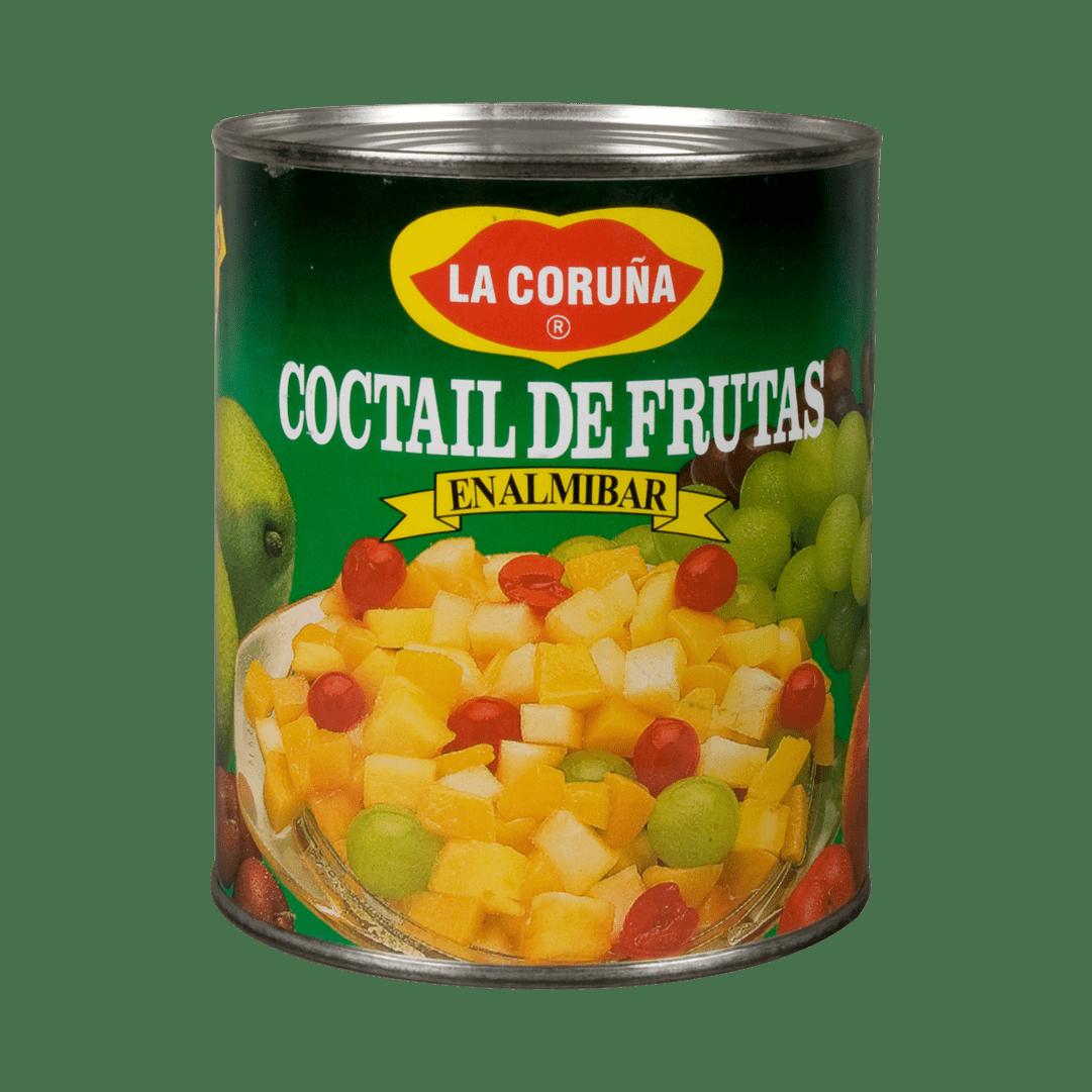 Coctel De Frutas Coruña 820 G