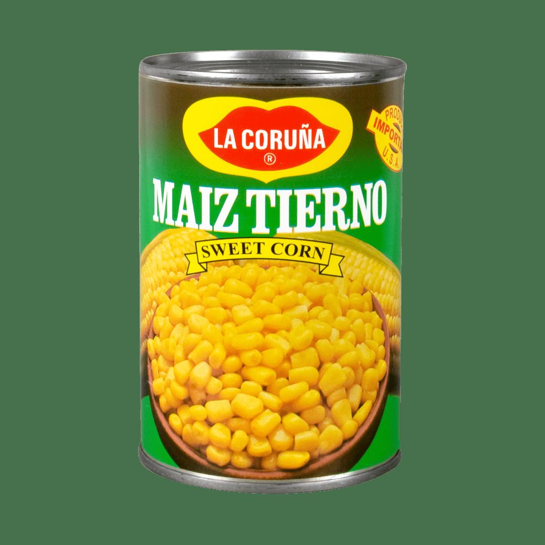 Maíz Tierno La Coruna 432 G