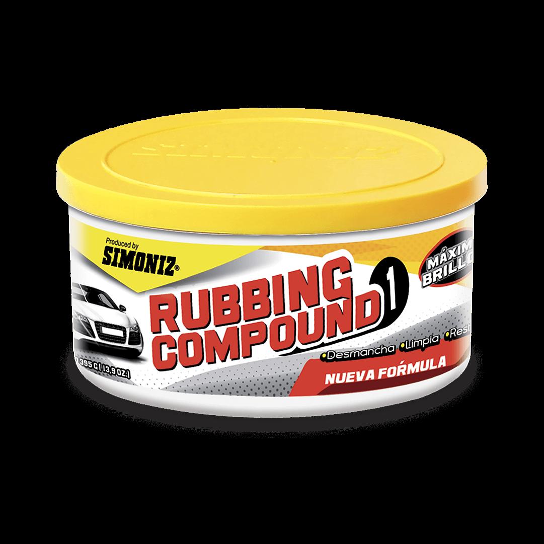 Rubbing # 1 Tipo Plástico Blanco 395 G