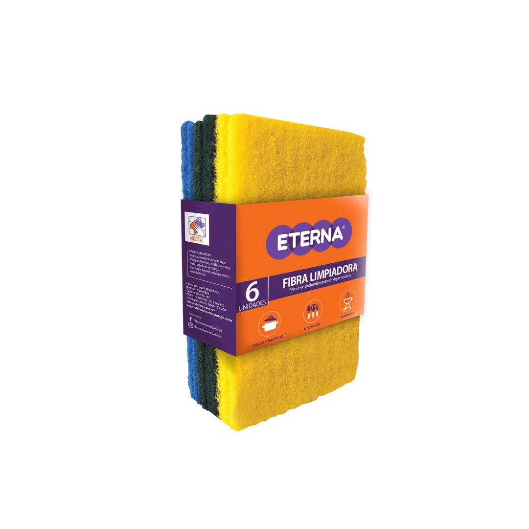 Fibra Eterna Colores X6 Und
