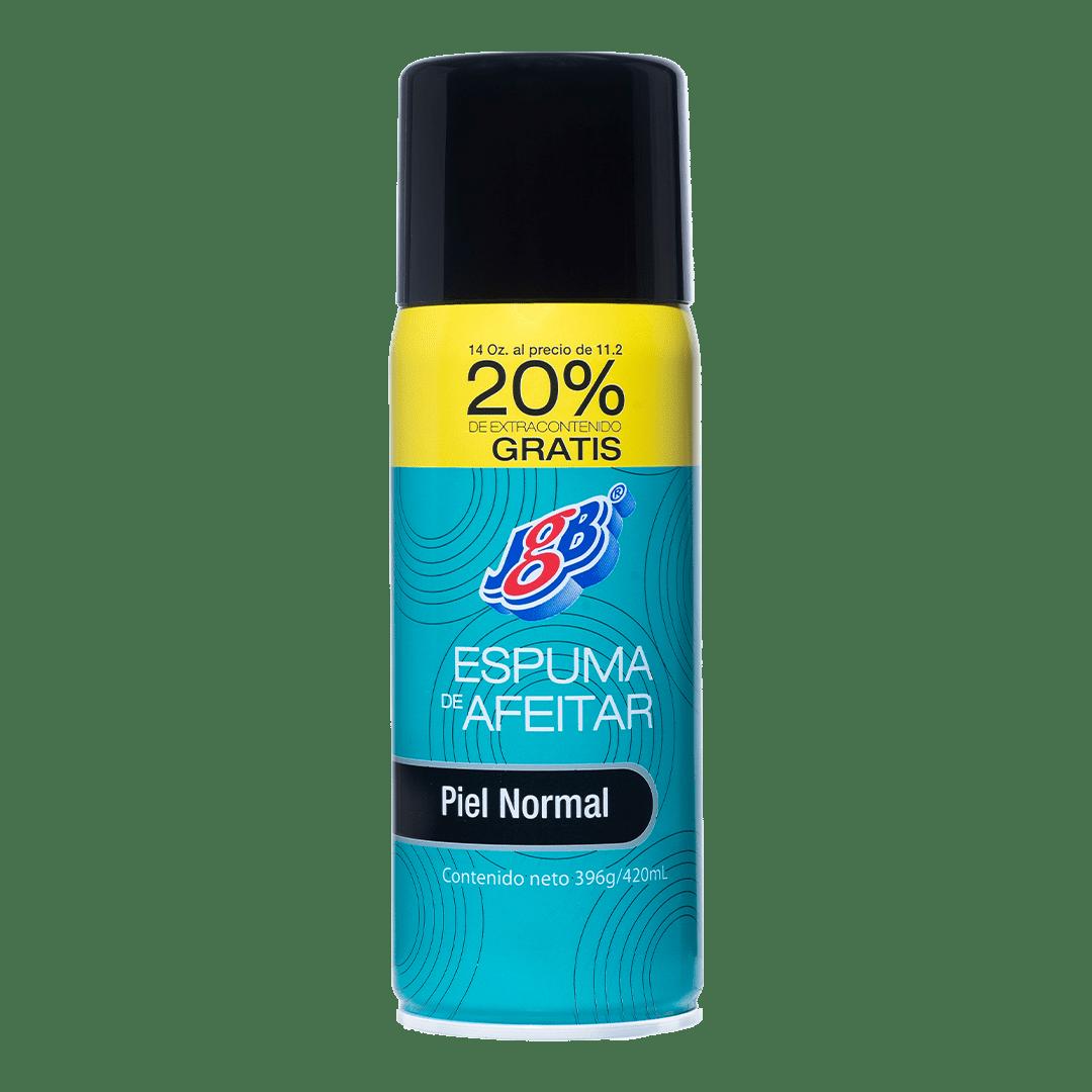 Espuma De Afeitar Jgb Precio Especial 420 G