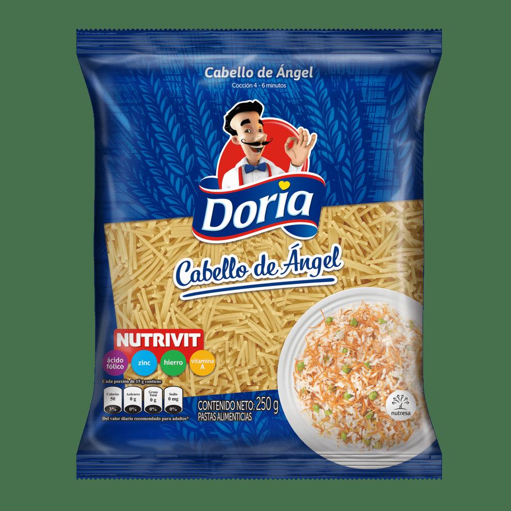 Pasta Doria Cabello De Ángel 250 G