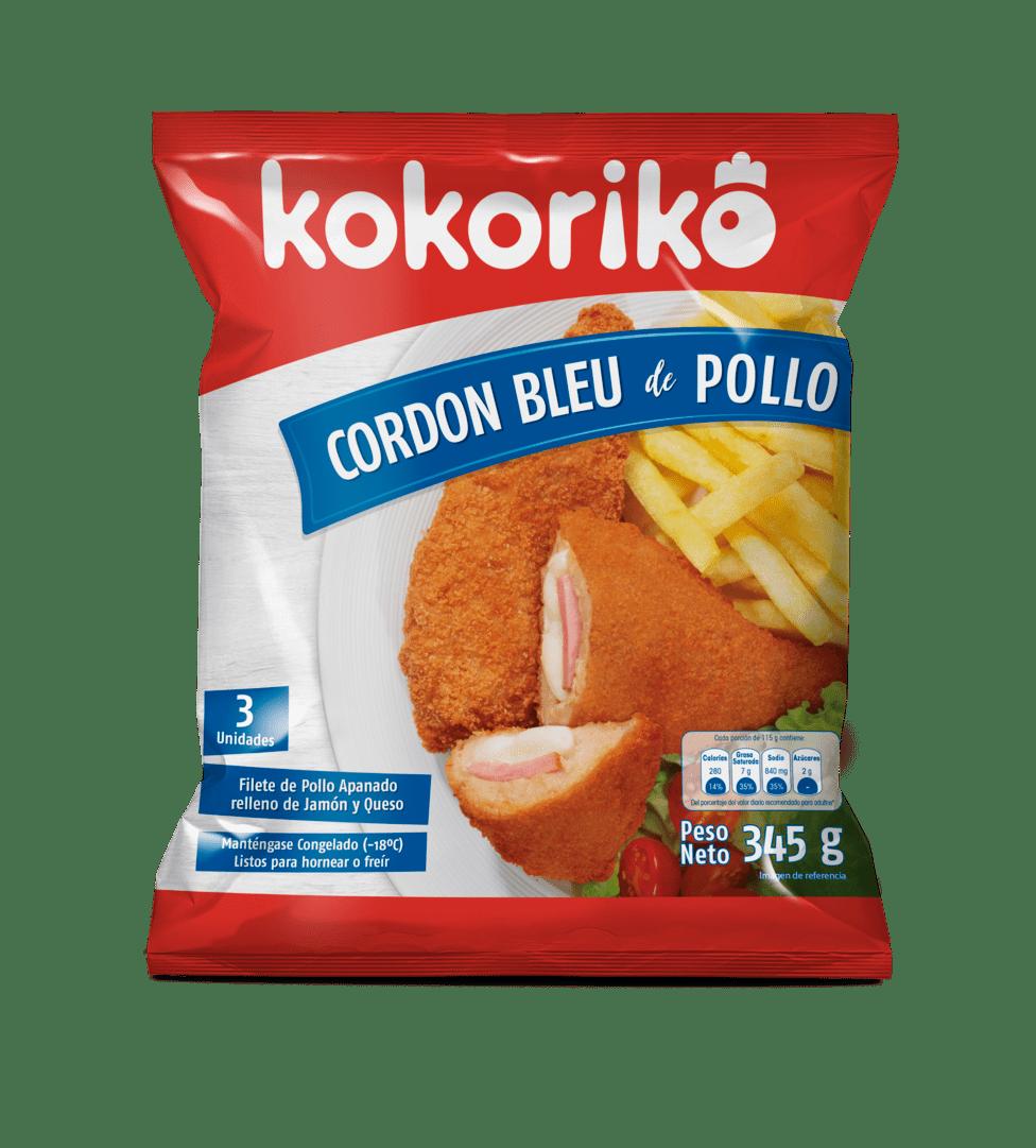 Cordon Bleu Kokoriko X3 Und /315 G