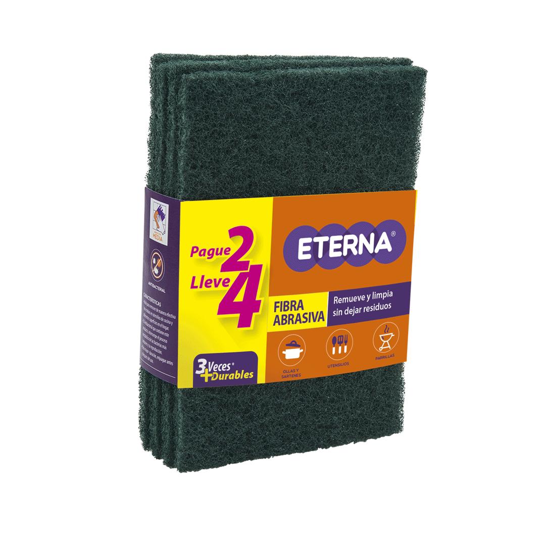Fibra Eterna Antibacterial Pague2 Lleve4 Abrasiva