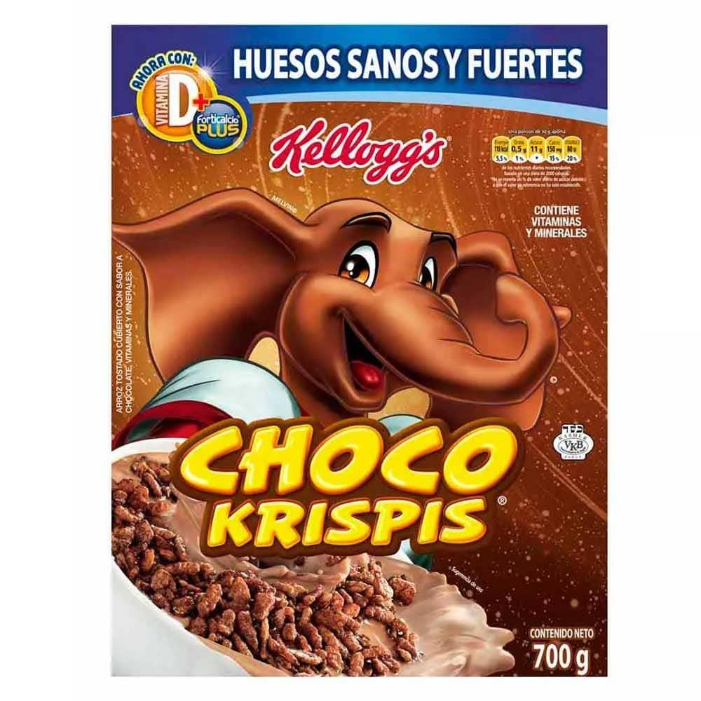 Cereal Choco Krispis Kellogs 700 G