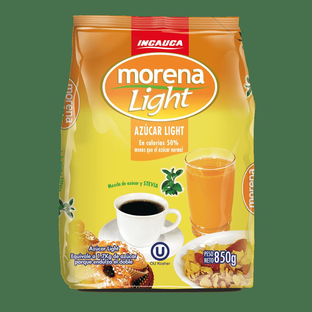 Azúcar  Incauca Light Bolsa Morena 850 G