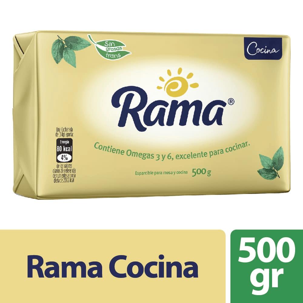 Esparcible Rama Culinaria Barra 500 G