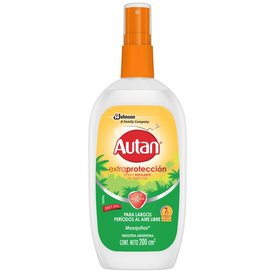 Repelente Autan Spray Extra Protección 200 Cm3