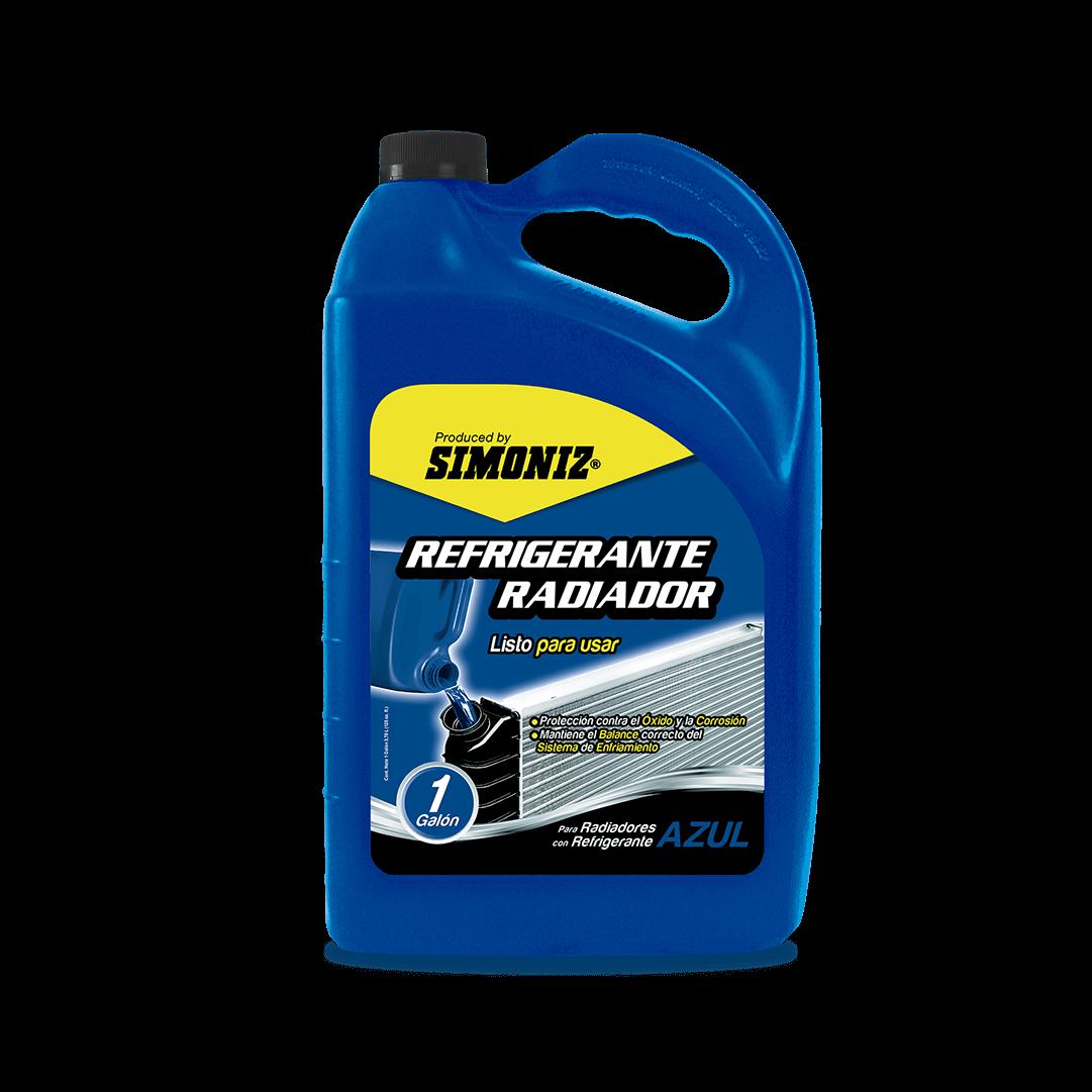 Refrigerante Frioxide Radiador 3780 Ml