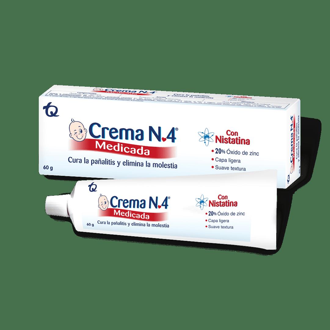 Crema N. 4 Medicada 60 G