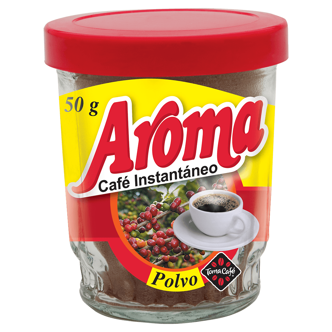 Caf  Aroma Soluble 50 G