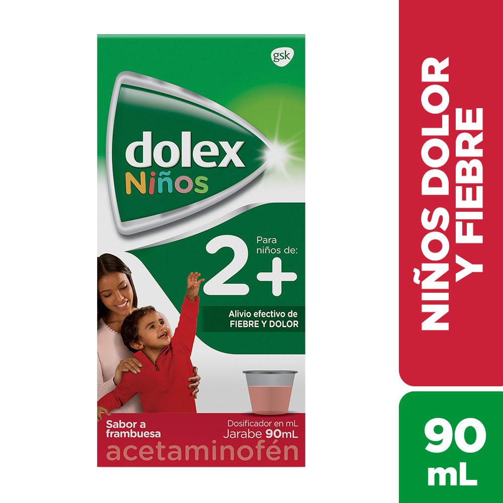 Dolex Jarabe 90 Ml
