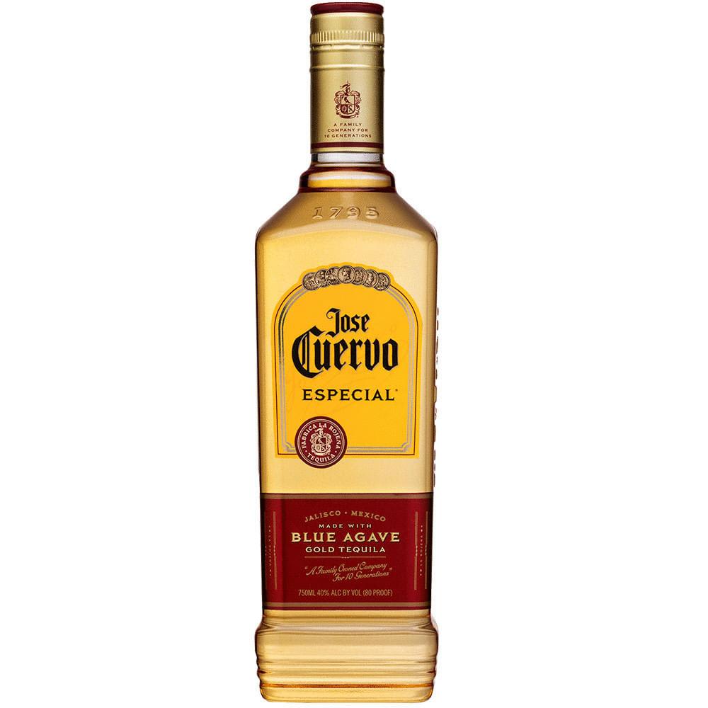 Tequila José Cuervo 750 Ml Reposado