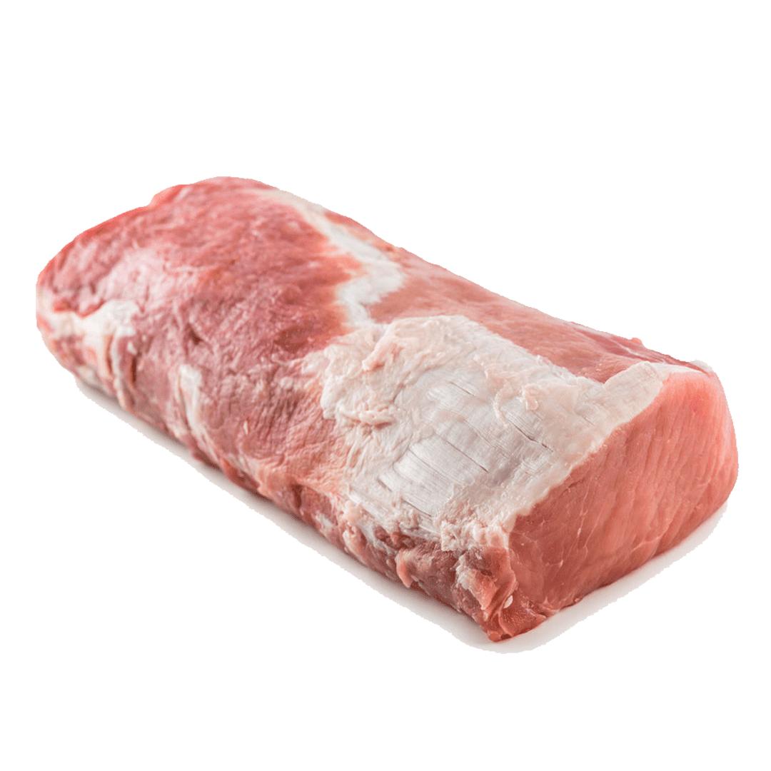 Lomo De Cerdo Rebanado De Cañon Kilo 1000 G