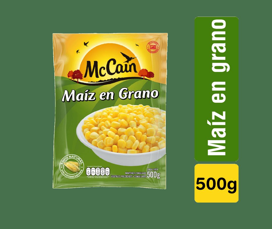 Maiz Desgranado Mc Cain X 500 G