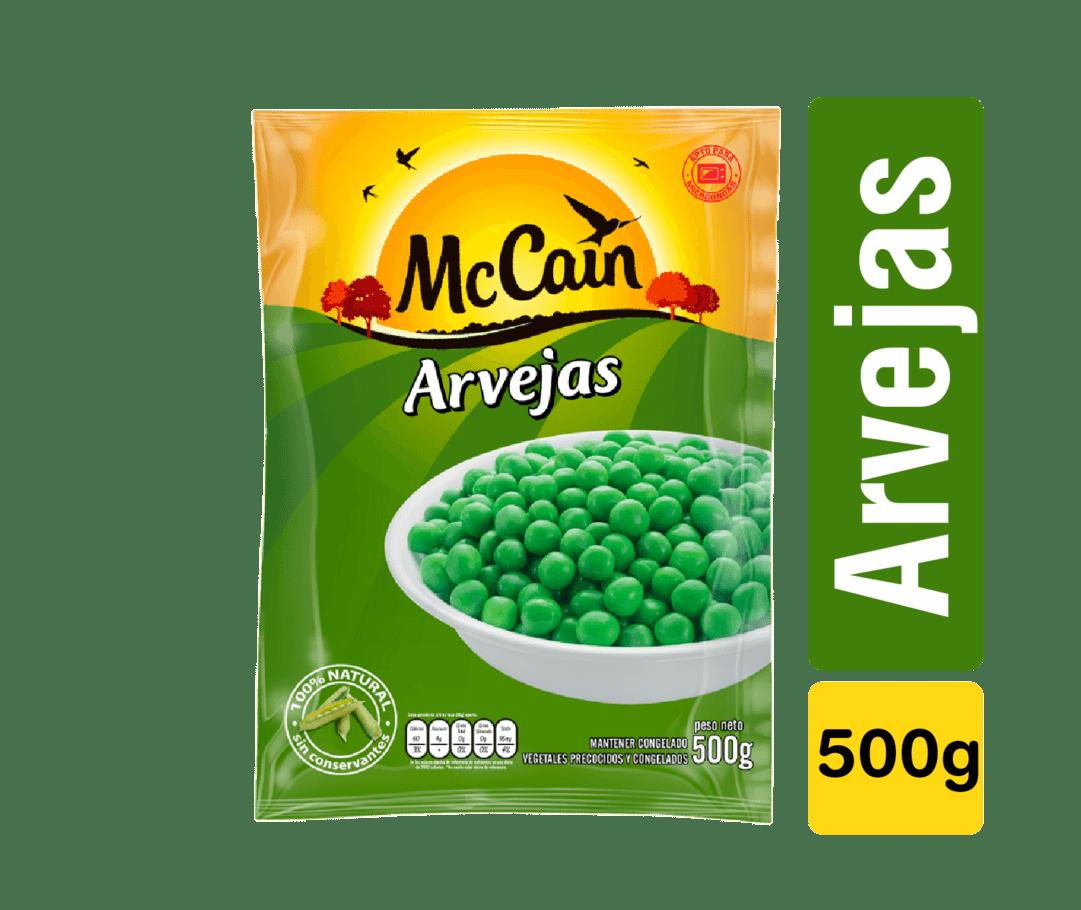 Arveja Mc Cain 500 G