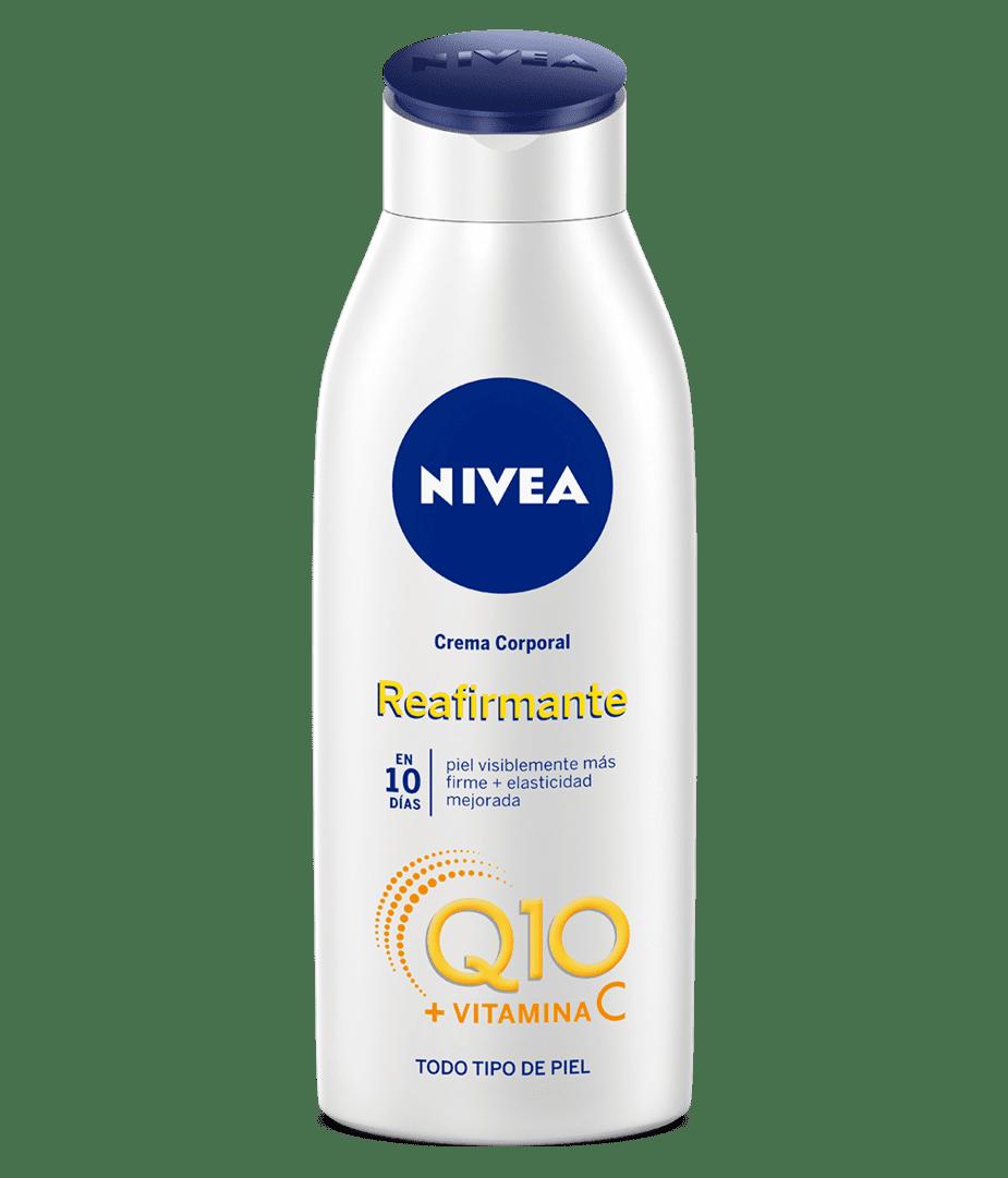 Crema Nivea Reafirmante Q10 P.Normal 400 Ml