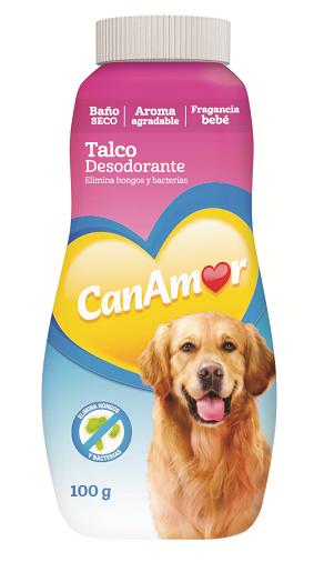 Talco Can Amor Desodorante 100 G