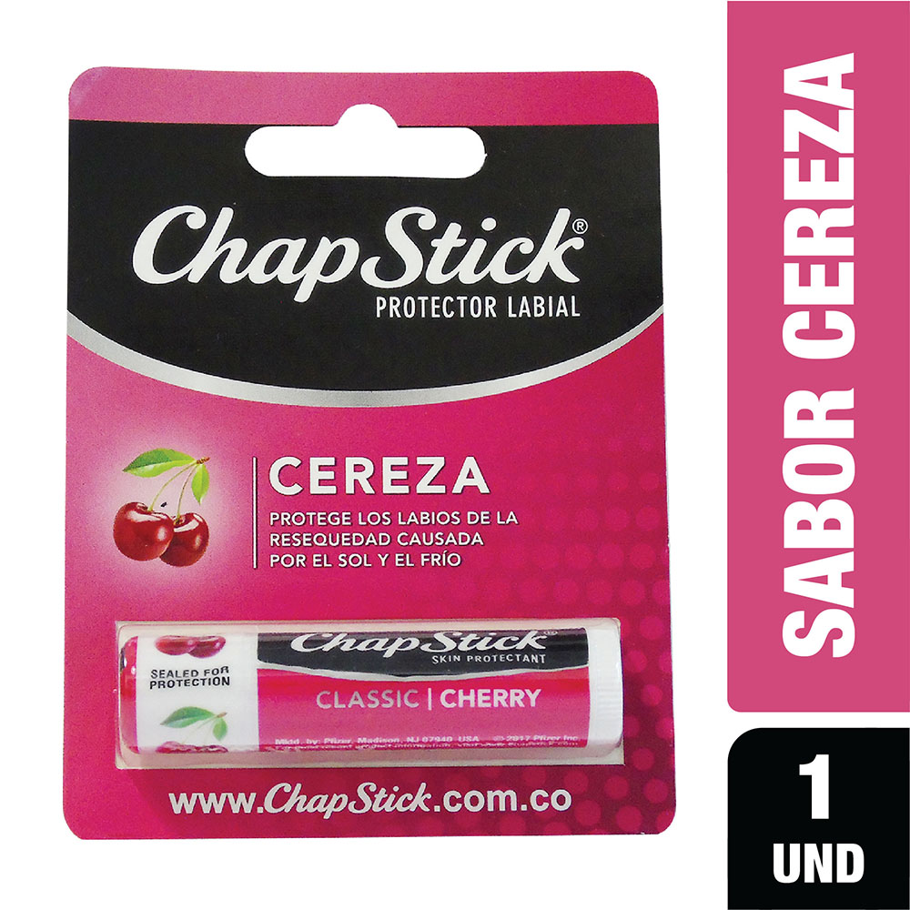 Chap Stick Cereza Und